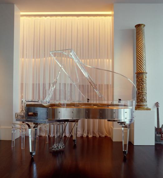 Piano From Lenny Kravitz Furniture Decor Piano Room