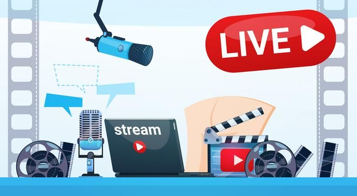 Trending Best Live Stream Video Apps for iOS and Android