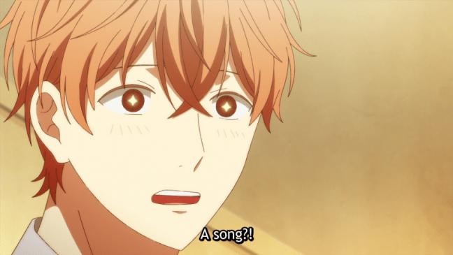 Mafuyu Is Excited Anime Manga Cartoon