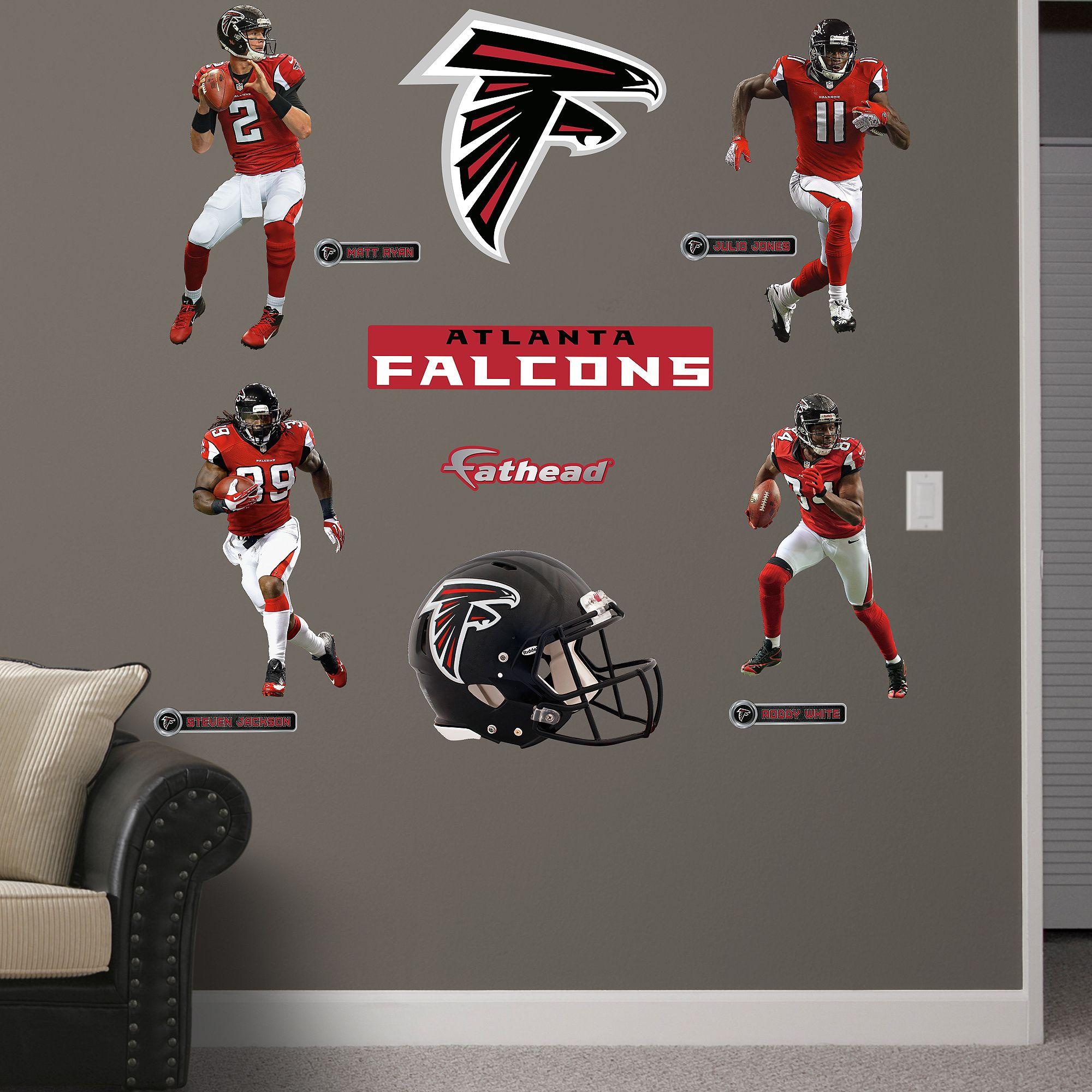 Atlanta Falcons Power Pack Atlanta Falcons Falcons Nfl
