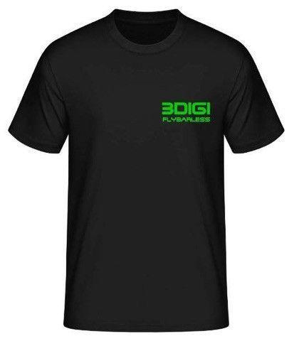 3DIGI - Short Sleeve T-Shirt