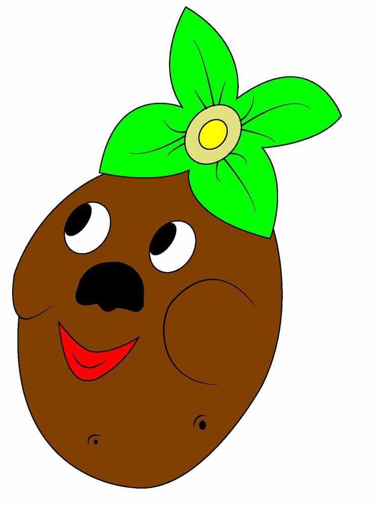 Картинки фруктов на голову