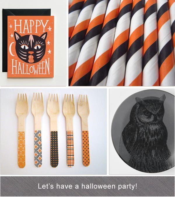 Halloween Party Inspo