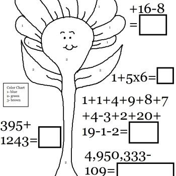 Fun Easter Math