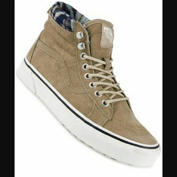 181a0ca93ebf34 I m looking for these Vans womens ski-8 mte Vans womens ski-8 mte If you or  someone you know are selling them PLEASE let me know Vans Shoes Sneakers