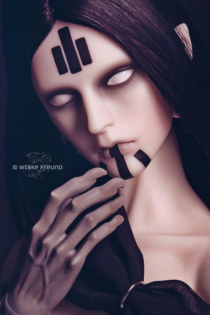 Demon by Labeculas-Dollhouse on DeviantArt