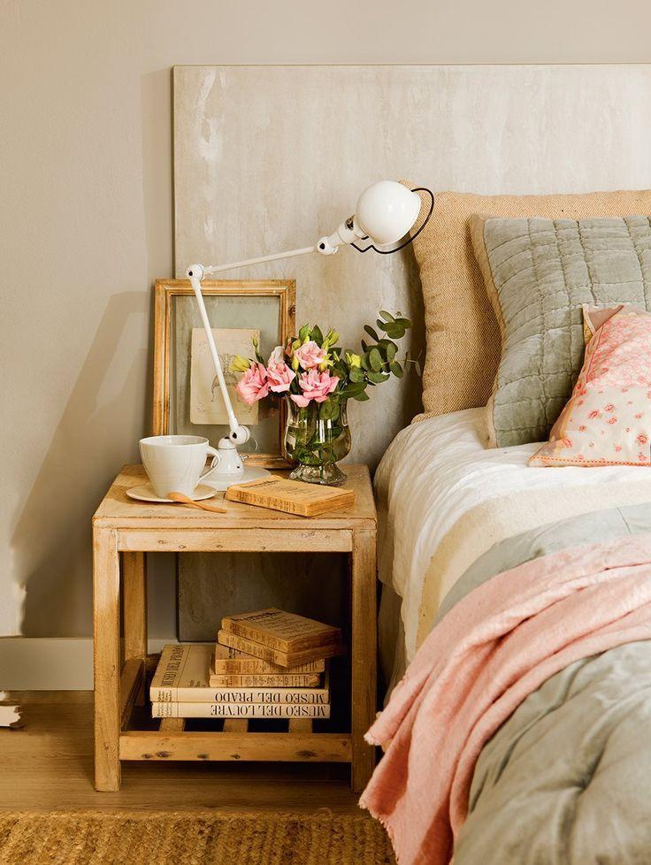 C mo decorar con figuras geom tricas y conseguir for Revistas decoracion dormitorios