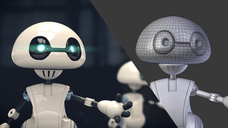 100 Off Blender 2 79 Complete Training From Beginner To Pro Create Your Own Character Blender Animation