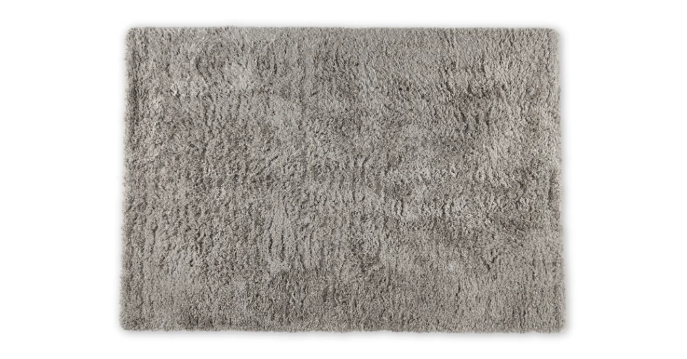 Erin Deep Pile Rug Large 160 X 230cm Warm Grey In 2020 Warm Grey Rugs Grey