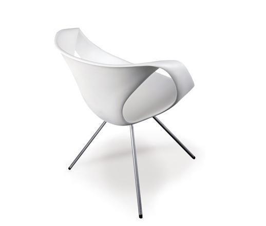 Organic Design Chair Up Chair 907.01 By Martin Ballendat TONON