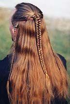 Legolas Braid Haar Styling Lange Geflochtene Frisuren Lange Haare Manner