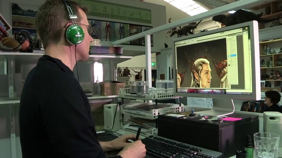 The Hobbit Battle Of The Five Armies in production at WETA