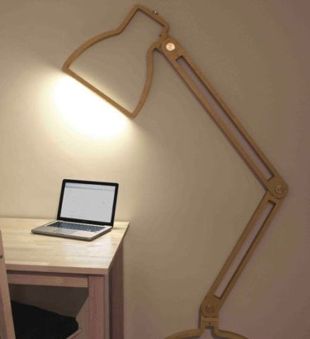 Interesting Table Lamps interesting table lamp design | exhibition design | pinterest