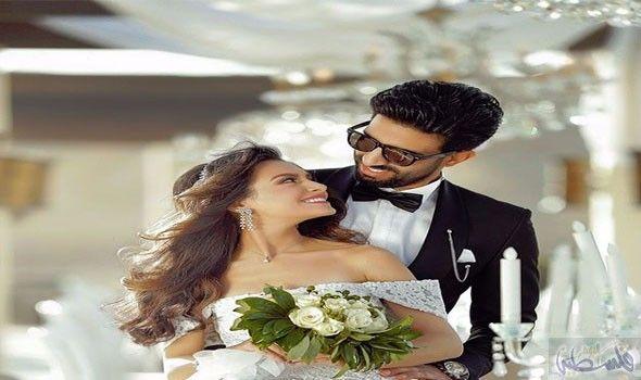 كارمن سليمان تظهر في لقطات رومانسية مع زوجها الملحن مصطفى جاد Wedding Dresses Wedding Diamond Earrings