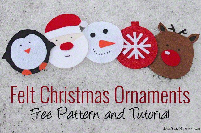 Homemade Christmas Coasters