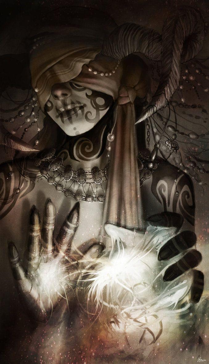 Mesmerism | Art, Fantasy art, Witch