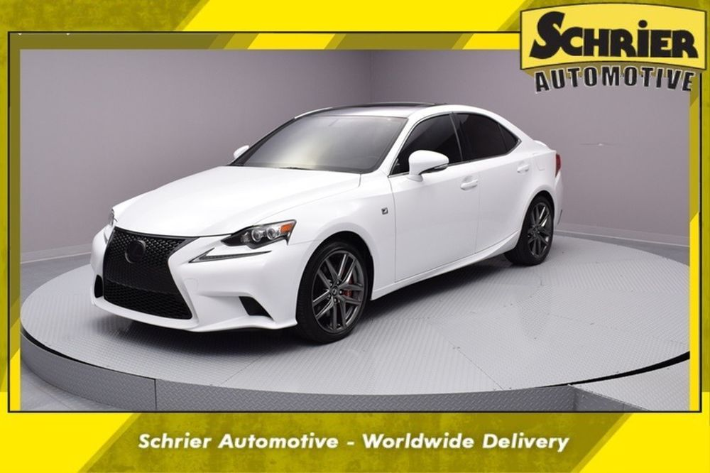 2015 Lexus IS 350 2015 Lexus IS 350 30,763 Miles Ultra