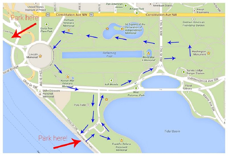 How To Bike Or Walk The National Mall With Kids National Mall Washington Dc Travel Dc Travel
