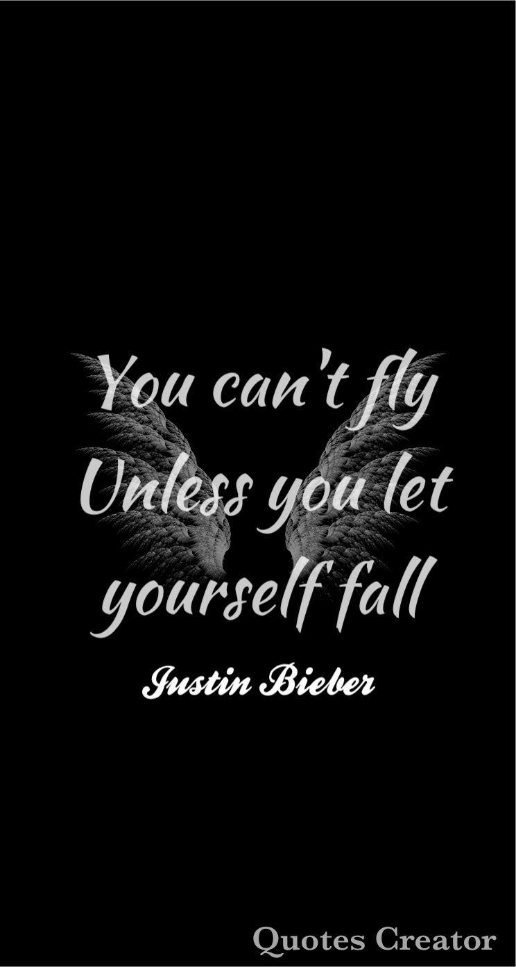 Justin bieber tumblr lyrics live quotes - Fall By Justin Bieber