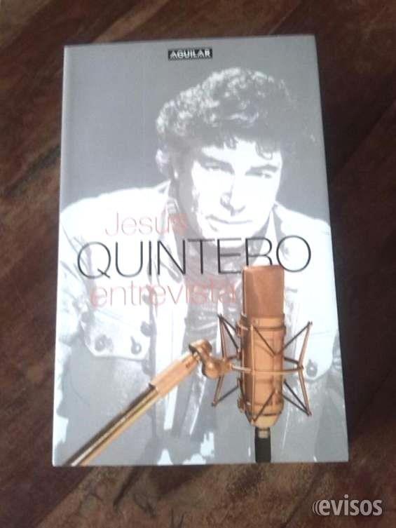 """JESÚS QUINTERO: """" ENTREVISTA """"- PRIMERA EDICIÓN $ 400- JESUS QUINTERO : ENTREVISTA LIBRO NUEVO, PRIMERA EDICIÓN.$ 400Nº DE PÁGINAS: 408 ... http://recoleta.evisos.com.ar/jesa-s-quintero-entrevista-primera-edicia-n-500-id-978967"""