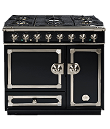 Discover All The Information About Product Gas Range Cooker Electric Dual Fuel Equipped CornufÉ 90 La Cornue And Find Where You Can It