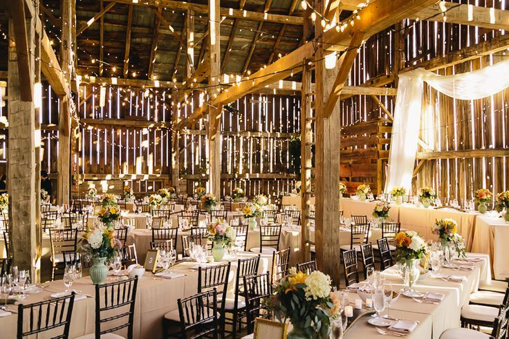 One Of Canada S Most Unique Wedding Venues Cambium Farms A