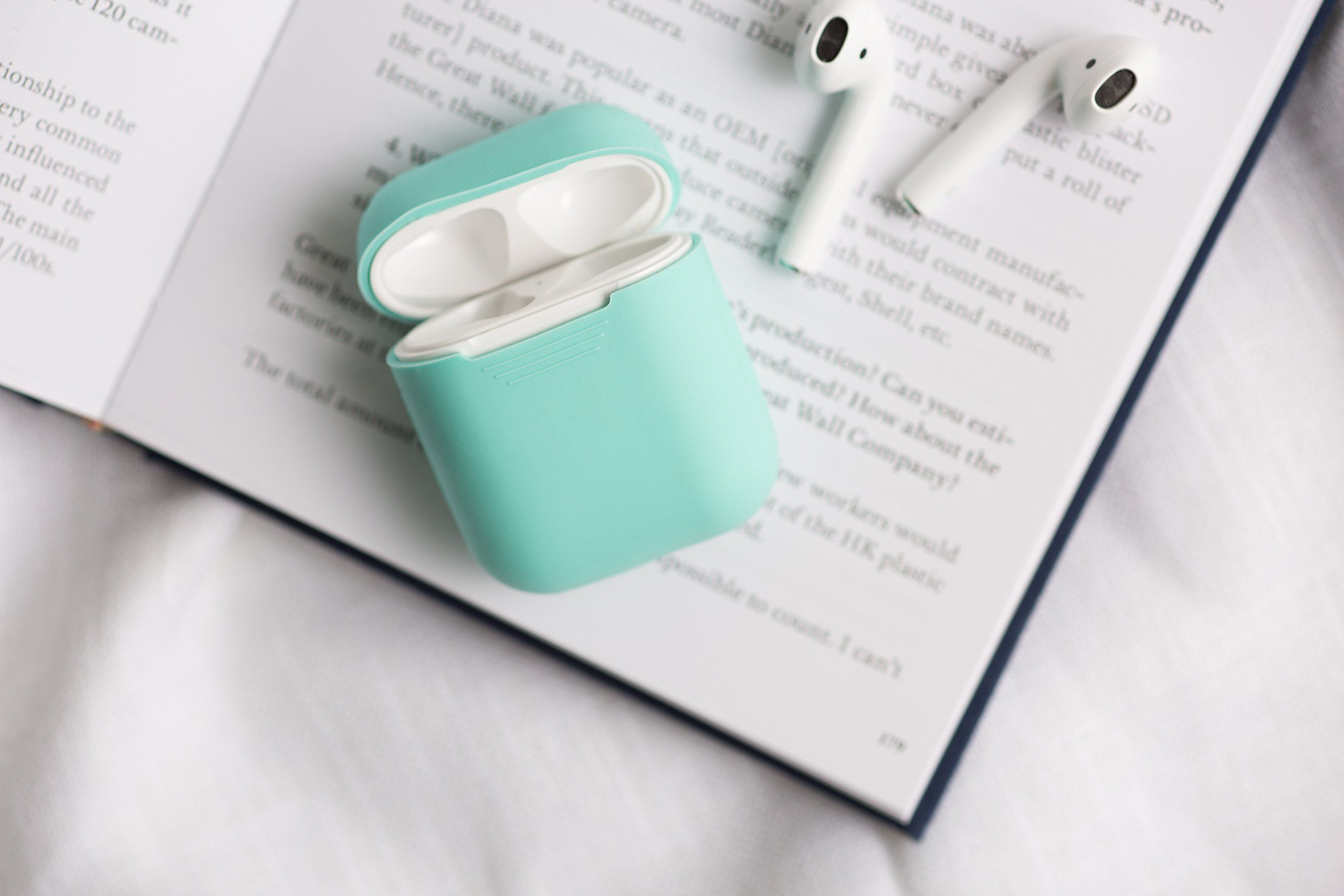 8 95 Airpods Case Protective Silicone Cover And Skin Compatible