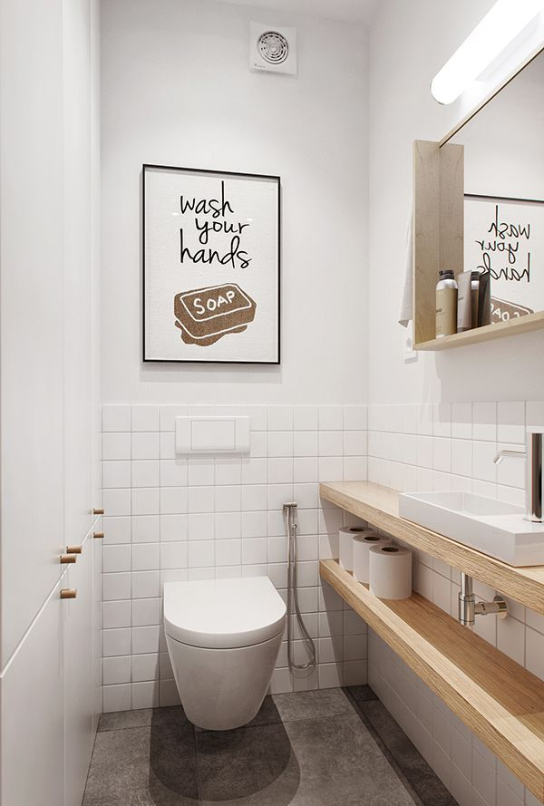 The solutions for decorate small bathrooms ideas