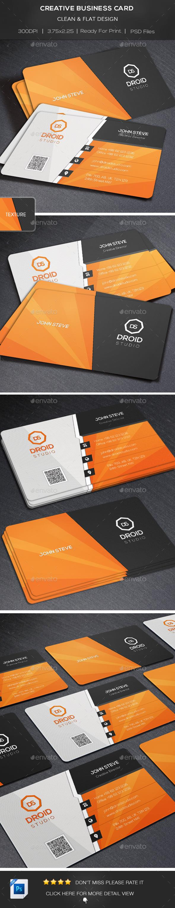 Creative Business Card Business Cards Business And Creative