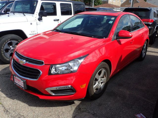 Check Out This Used 2015 Chevrolet Cruze 1lt Manual For Only 9995