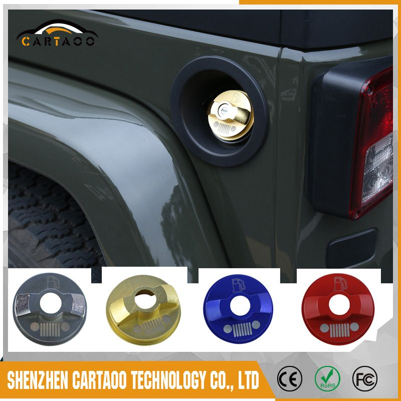 Exterior Accessories For Jeep Gas Tank Door Fuel Cover For Jeep Wrangler Unlimited Jk Rubicon Sahara 2007 2 Jeep Wrangler Accessories Jeep Wrangler Accessories