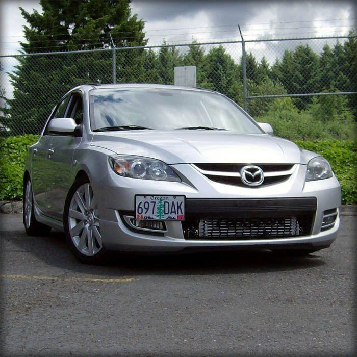 2007 Mazda Mazda3 Exterior: 2007-2009 Mazdaspeed 3 And 2004-2009 Mazda 3 License Plate