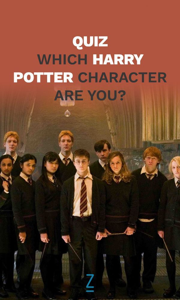 Which 'Harry Potter' Character Are You? | Fun Quizes | Harry