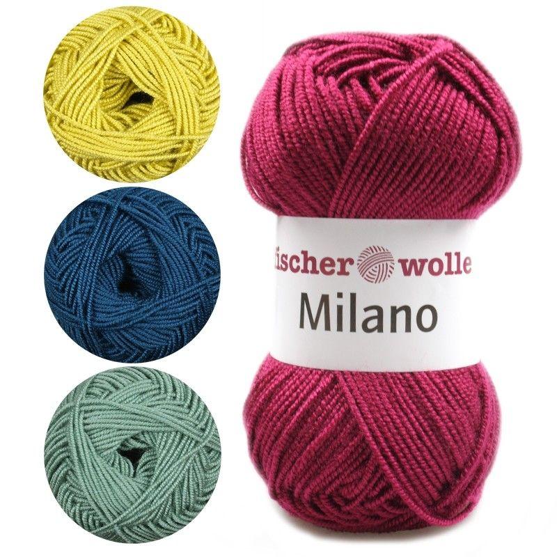 Milano Handarbeit Fischer Wolle Wolle Kaufen