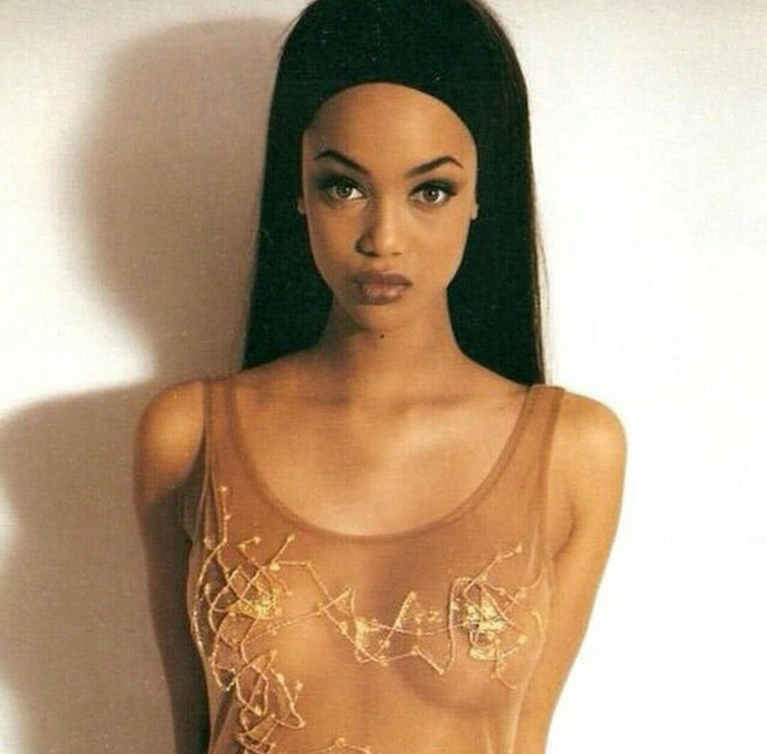 Tyra Banks Young Victoria S Secret: Tyra Banks 💕 (Follow @seedofpac For More)