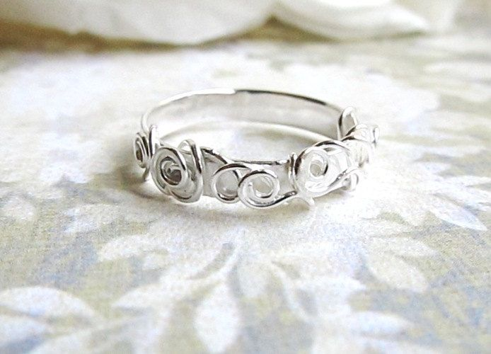 Deposit for Custom Wedding Band Engagement Ring or Bridal Set