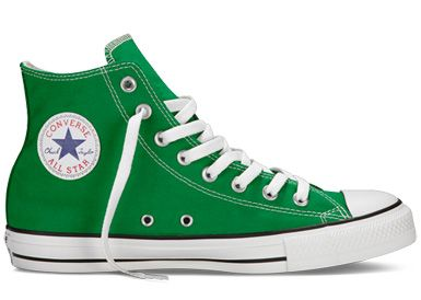 6f12fb5acc130a Converse Chuck Taylor All Star Hi Top Kelly Green   American Athletics
