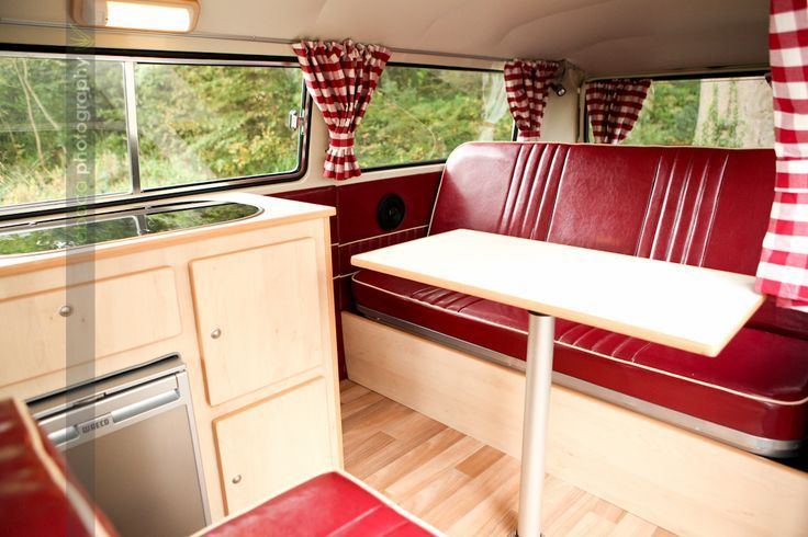 Vw Camper Interiors   Google Search