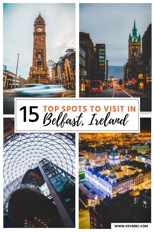 Belfast, Northern Ireland - The 15 Best Things to See in Belfast