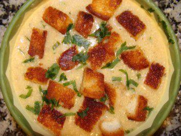 Photo of Soup – my garlic soup -delrocco- – recipe