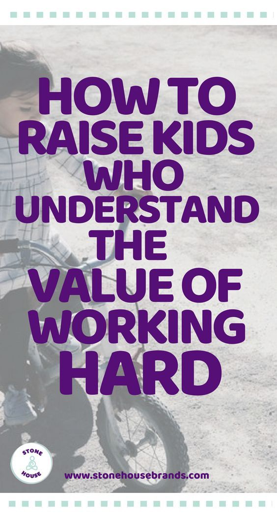 Photo of 20 Ways To Instill A Solid Work Ethic In Your Kids – StoneHouse