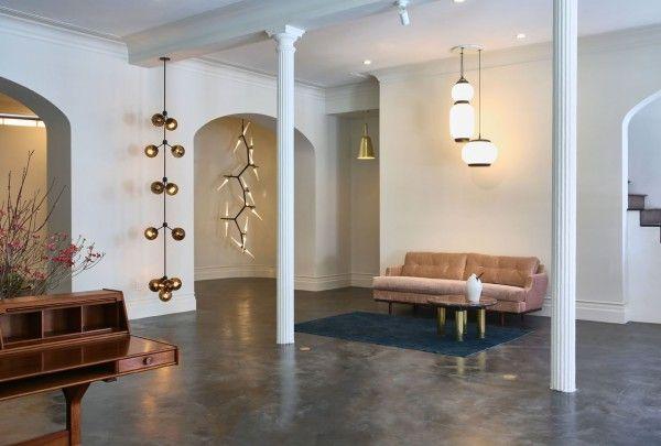 Es werde Licht – Roll&Hill eröffneten ihren ersten Showroom: Mitten in Soho in New York leuchten künftig die Kultobjekte des jungen Unternehmens. Man kann sie dort auch kaufen.
