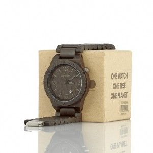 Chunky Wooden Watch | R1550 | https://bit.ly/1qgD1KH