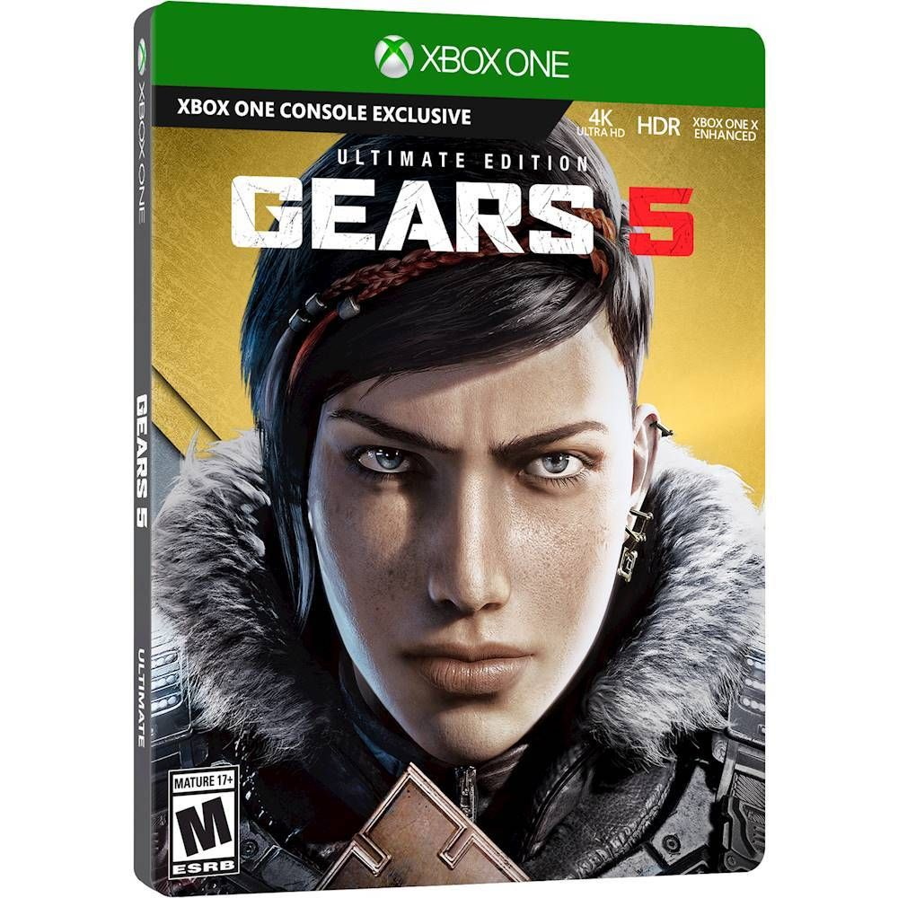 Gears 5 Ultimate Edition Xbox One Xbox one, Xbox one
