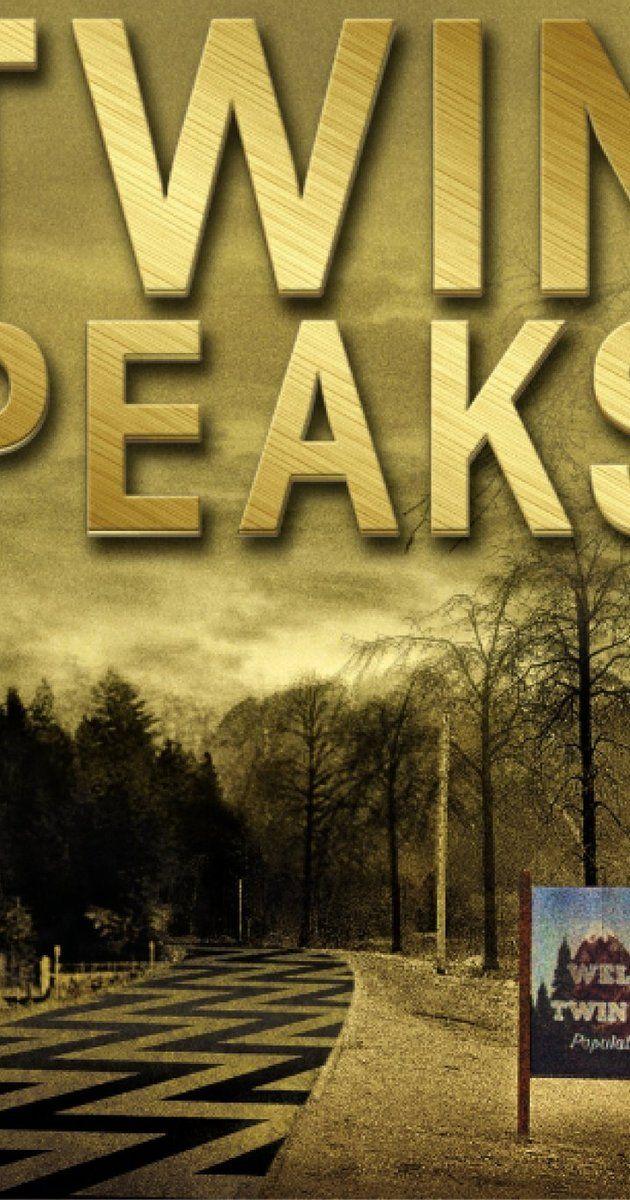 Twin Peaks de Mark Frost, David Lynch. Avec Kyle MacLachlan, Michael Ontkean, Mädchen Amick, Dana Ashbrook...