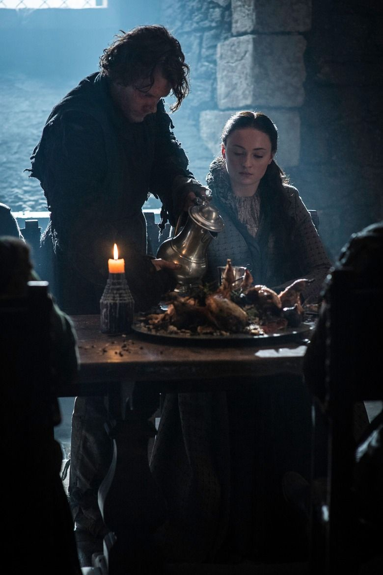 Will Reek Help Sansa on 'Game of Thrones'? If Her Storyline Follows Jeyne Poole's, We Could Have A Semi-Happy Ending