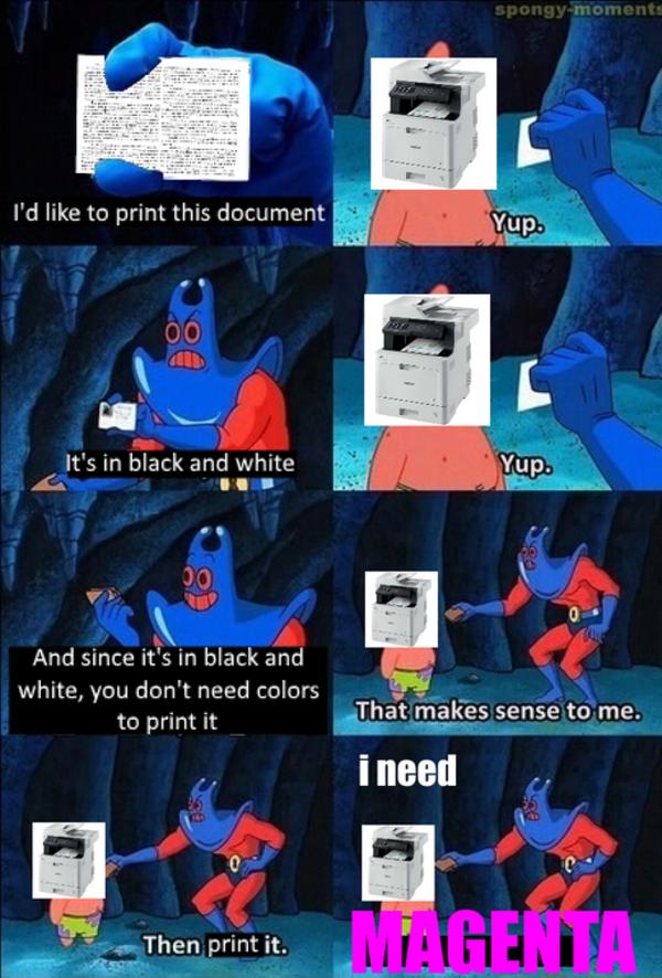 Patrick Star's Wallet | Dark memes, Funny, Funny jokes