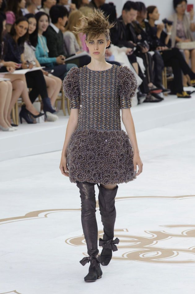 Chanel Creates Couture for All (Including Kendall Jenner) - Fashionista