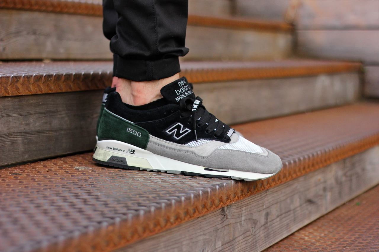 new balance 1500 men grey