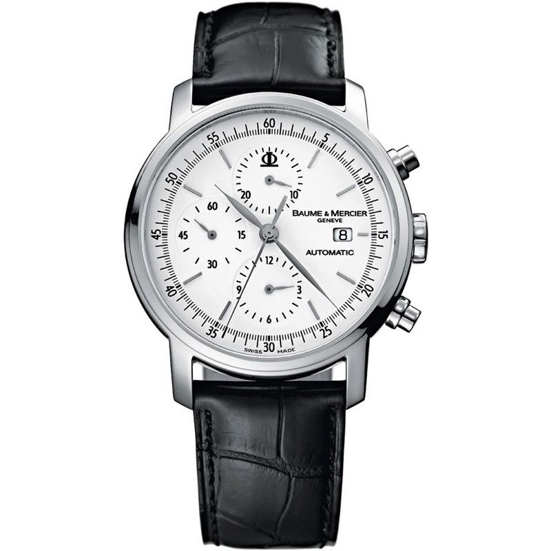 Baume & Mercier Men's MOA08591 Classima Dial Watch